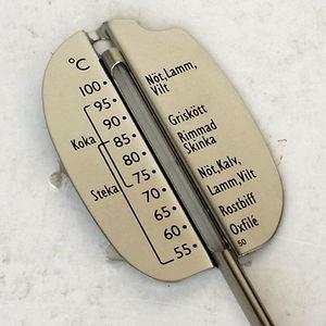 Enkel stektermometer