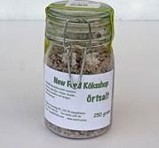 New Food Örtsalt 250 g.
