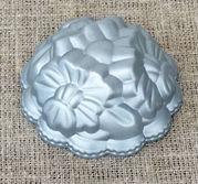 Blomma i kraftig aluminium med nonstick