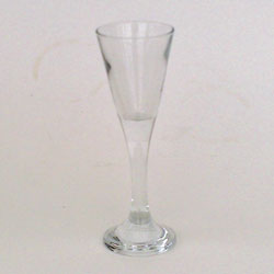 Spetsglas snapsglas  4 cl i 6-pack