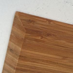 Uppläggningsbräda i bambu 9 x 27 cm