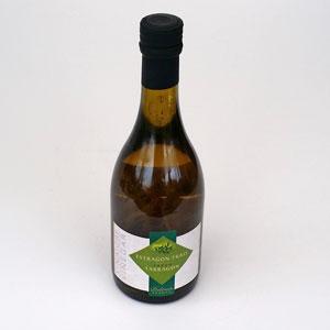 Delouis Vittvinsvinäger med dragonkvist. 500 ml