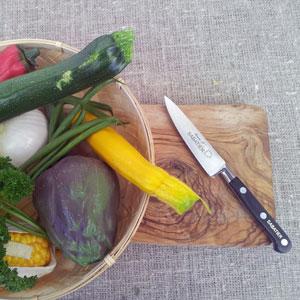 Sabatier Grönsakskniv rostfritt