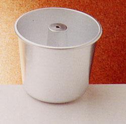 Hög. slät. rund med TUB 20 cm 4 L