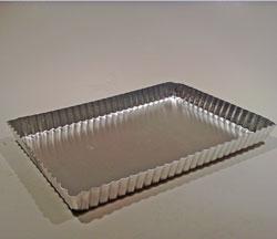 Festtårta 20 x 30 cm h 2.6 cm 1.1L