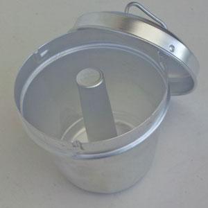 Vattenbad med TUB 18 cm 2.3 L