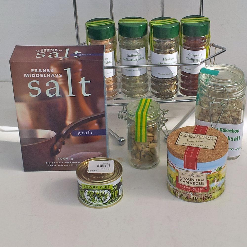 Salt & kryddor